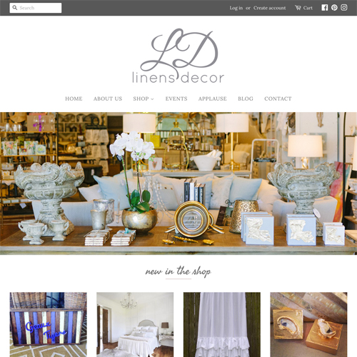LD Linens and Decor